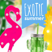 exotic summer