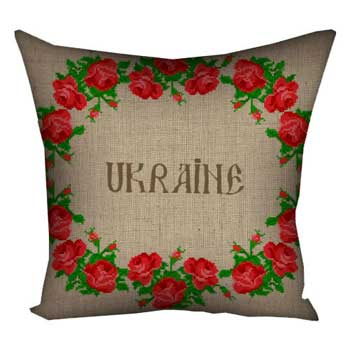 pillow Ukraine